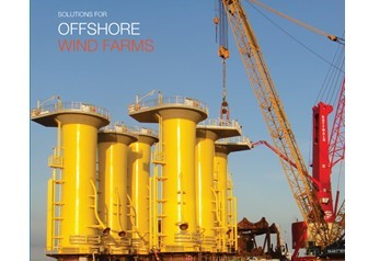 Offshore Wind Farms brochure